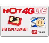 Replace Lost Hot Mobile SIM
