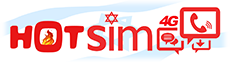 Hot Israel SIM - HOT Mobile USA Agent